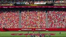 "MADDEN 25-SHUTOUT V2.0? ""MADDEN NFL 25"" CHIEFS Vs. TITANS Online RANKED Gameplay"