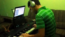 "Lucas Piano - ""Deus Fiel"" (Diante do Trono) - Piano Playback"