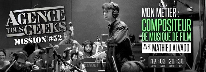 [REPLAY] ATG#52 : En avant la musique (de film)