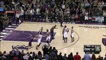 DeMarcus Cousins buzzer-beater game-winner: Phoenix Suns at Sacramento Kings