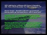 Pilot UFO Sightings recordings 1/4