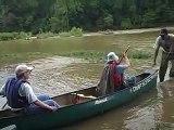 OEC's canoe trip on the Little Miami Wild & Scenic River