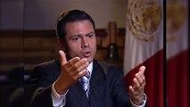 Jorge Ramos entrevista con Enrique Peña Nieto 2009/2011
