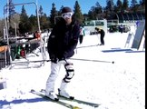 How to Snow Ski : Snow Ski Turns