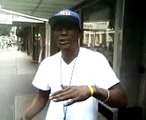 Rapper $Rich$ (NYC) - Jay-Z diss - street freestyle - shout out to Lil'Noich beatmaker - Manhattan