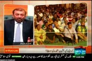 DAWN Infocus Jawwad Ahmed Siddique with Farooq Sattar (3 May 2015)