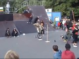 Bmx mtb extreme freestyle stunts