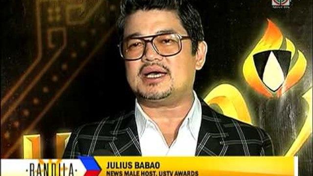ABS-CBN is USTV Awards' choice