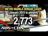 Dengue cases up in Metro Manila, Misamis Oriental