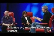 Steve Jobs (Apple) Trabajo en Equipo Exitoso, en Empoderando Canal