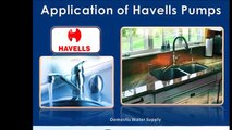 Havells Monoblock Pumps | Buy Havells Water Pumps Online - Pumpkart.com