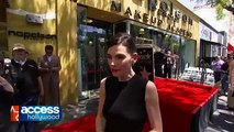 JULIANNA MARGULIES HONORED WITH STAR ON HOLLYWOOD WALK OF FAME