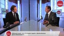Jean-Christophe Lagarde, invité de Guillaume Durand avec LCI (04.05.15)