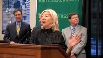 President Amy Gutmann Launches Penn's Climate Action Plan