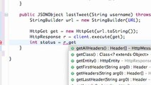 151. Android Application Development Tutorial - 151 - JSONArrays and JSONObjects