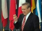 Donald Rumsfeld Unknown unknowns