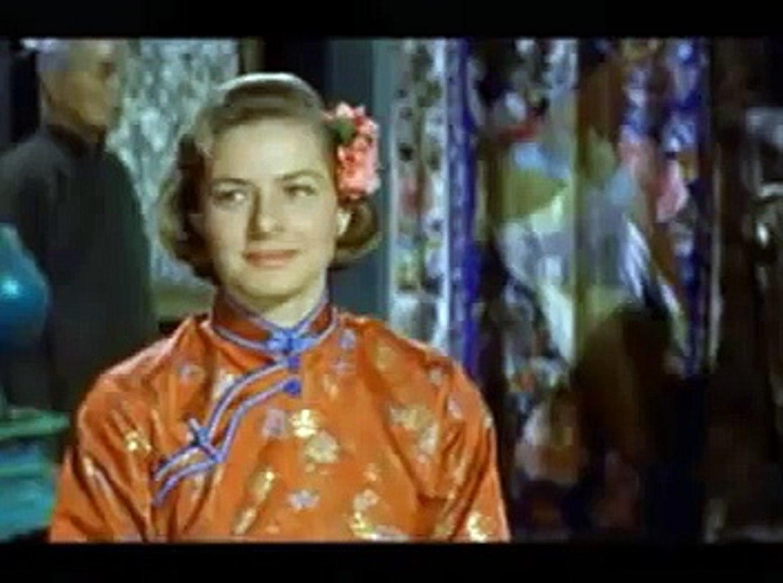 Ingrid Bergman - Can't take my eyes off of you
