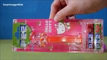Hello Kitty Kinder Überraschung Ei Öffnung apertura sorpresa uovo Surprise Eggs Unboxing