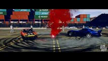 GTA V - Tribute Paul Walker & Fast and Furious 7