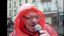 1er mai 2015 manifestation CGT à Nancy