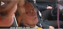 Jean-Marie Le Pen : «Moi, je parle au nom de Jean-Marie Le Pen»