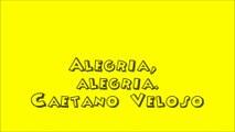 Caetano Veloso - Alegria, alegria ~LYRICS~