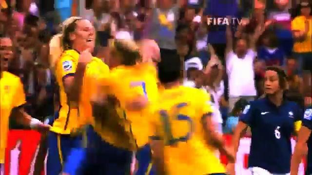 Women's world cup 2015 promo
