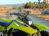 Clymer Manuals Honda Yamaha Suzuki Kawasaki Sport Quad ATV Four Wheeler Shop Repair Manual Video