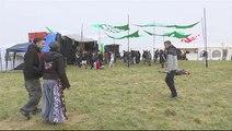 Teknival : beaucoup de bruit mais peu de monde