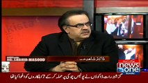 Operation Zarb-e-Azb Is Already Started In Sindh Silently-- Shahid Masood