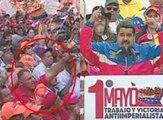 Los polémicos insultos de Maduro a los trabajadores en su día