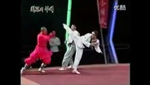 Shaolin Monk vs Taekwondo Master - HQ ORIGINAL QUALITY