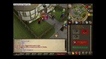 Downed U Nub Pking Video 1| D Claws and Dark Bow Pking (Shadowisle 525)