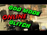 "GTA 5 Online: GOD MODE Glitch ★NEW METHOD★ 1.16 NEVER DIE ""GTA Invincibility Glitch PS3 XBOX 360"