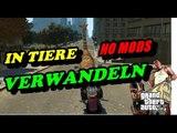 GTA 5 NEXT GEN   IN TIERE VERWANDELN   OHNE MODS!! PS4 / XBOX ONE German Tutorial