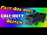 CoD Ghosts Solo GLITCH WALLBREACH Inside Train Car on Siege! (COD Ghosts Secret Spots) PS3 German