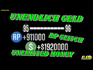 GTA 5 Online: Unendlich Geld & XP GLITCH / PS3 PS4 XBOX 360 GERMAN