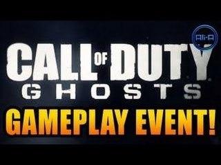 Call of Duty: Ghosts Gameplay! - 15 + Minuten Footage! - COD Geist Offizieller E3 2013 HD ( German )