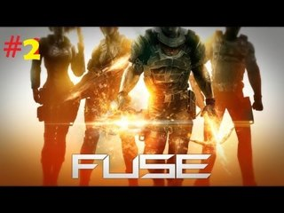 FUSE Lets Play German Part 2 PS3