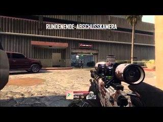 Black Ops 2 - New Glitch (Car Glitch)  Tutorial German PS3