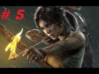 Tomb Raider Gameplay #5 - Let's Play Tomb Raider 2013 German ( PS3 )