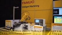 FANUC LR Mate Intelligent Machining Robot - FANUC America Robotics