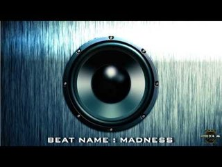 Hip Hop Instrumental - 90's Old School - Madness