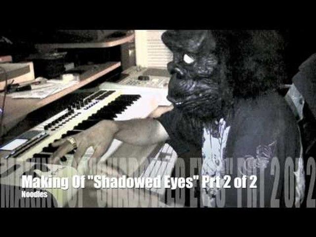Noodles Making A Hard Dark Creepy hip-hop {rap} Instrumental Prt 2