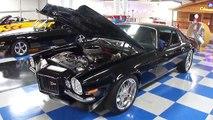 SOLD: 1973 Chevy Camaro Z28 Pro Touring (Big Block 454 / 540 HP)