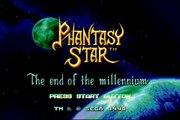 Phantasy Star IV (SG) Opening