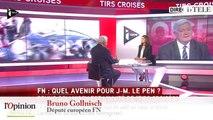"""TextO' : Jean-Marie Le Pen: """"J'ai été désavoué"""""""