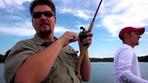 Bass: Using Humminbird Side-Imaging to Locate & Catch Summer Crankbait Bass