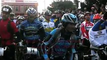 Lance Armstrong Wins Leadville 100 2009