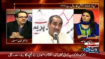 Dr shahid masood talking about election in 2015 possible or not Live With Dr Shahid Masood - 4 May 2015 -